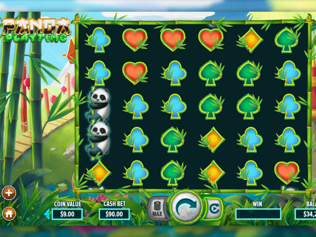 Play 'Panda Playtime' for Free and Practice Your Skills!